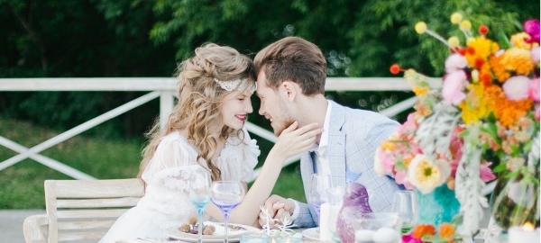 Как провести свадьбу летом