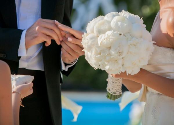 Свадьба. Идеальный свадебный букет